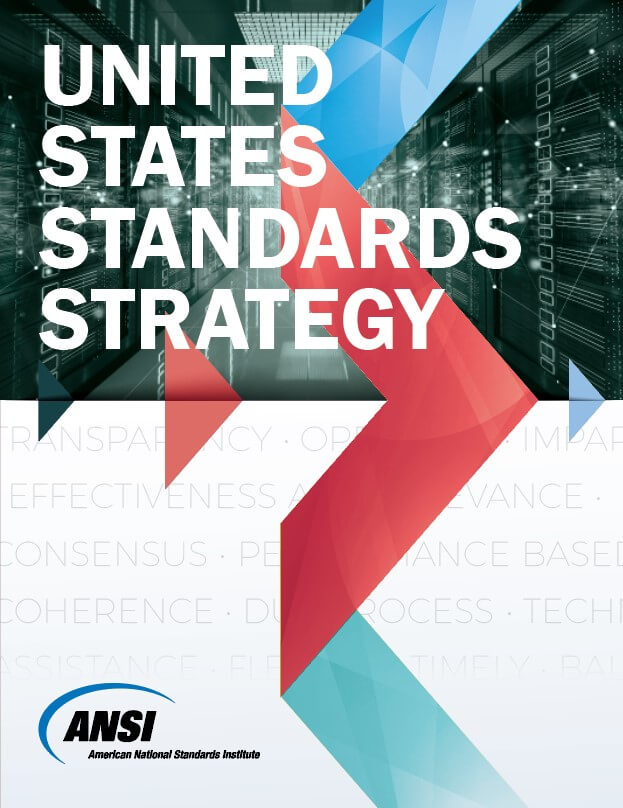 United States Standards Strategy cover.