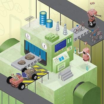 Robotics_in_Manufacturing_Illustration