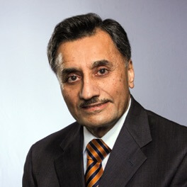 Headshot of Joe Bhatia.