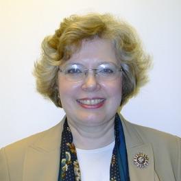 Headshot of Peggy Jensen.